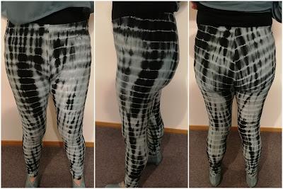 Creates Sew Slow: A Plethora of Leggings
