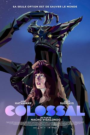 ตัวอย่างหนังใหม่ - Colossal (ทั้งจักรวาลเป็นของเธอ) ซับไทย poster 1