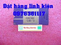 Module công suất DAC80-CBI-V