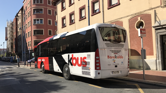 Autobús municipal de Barakaldo