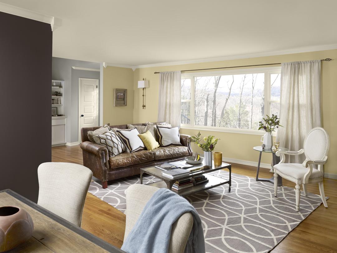 Eviniz için kış renk önerileri