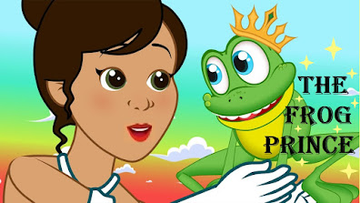 The Frog Prince Short Story with pictures PDF
