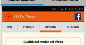 IPTV KODI; ecco i parametri giusti per migliorare lo streaming di XMTV e Wuffy.