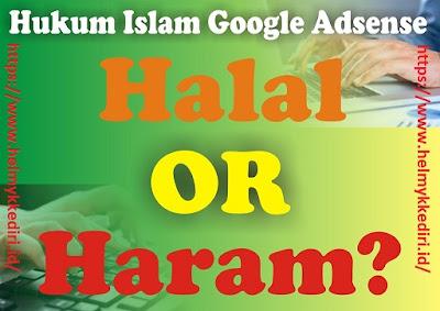 google adsense halal atau haram?