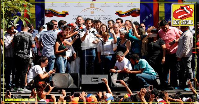 Los gobiernos del continente contra la detención de Juan Guaidó