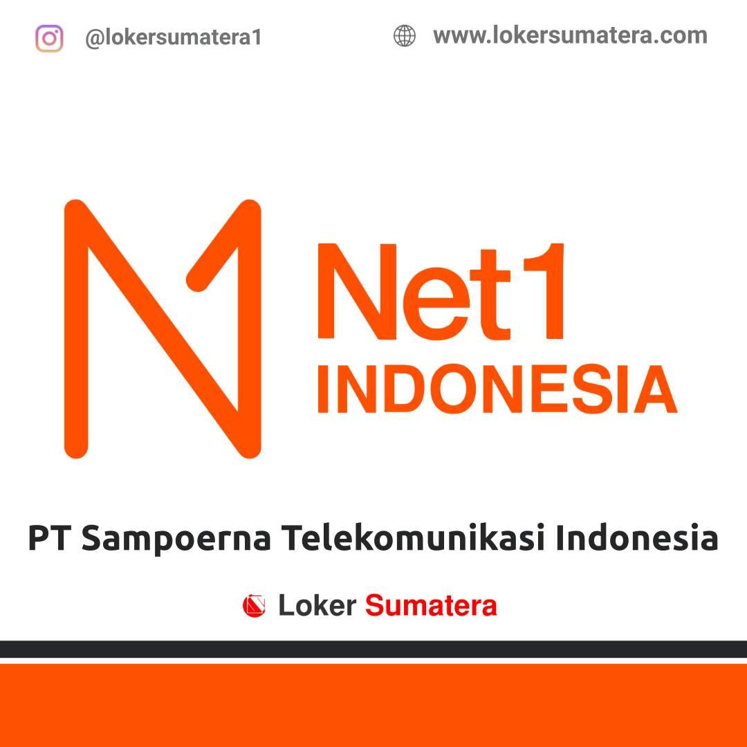 Lowongan Kerja Pekanbaru: PT Sampoerna Telekomunikasi Indonesia (Net 1) Agustus 2020