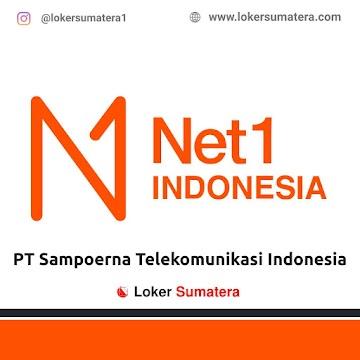 Lowongan Kerja Pekanbaru: PT Sampoerna Telekomunikasi Indonesia (NET1) April 2021