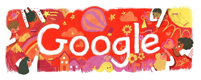 Children's Day 2016 (Japan) - Google Doodle