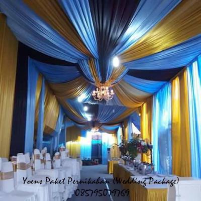 paket dekorasi pernikahan murah di depok 081297634363