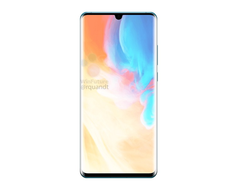 Alleged Huawei P30 Pro