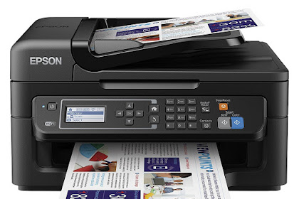 Driver Stampante Epson WF-2650DWF Download  Installazione Gratuito Per Windows E Mac