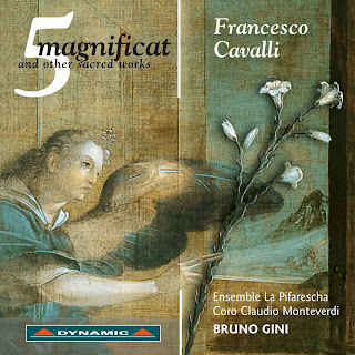 Pier Francesco Cavalli (1602-1676) - Magnificat and Other Sacred Works