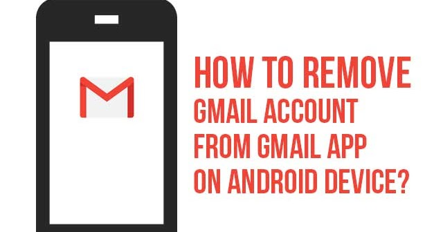 remove gmail app from android
