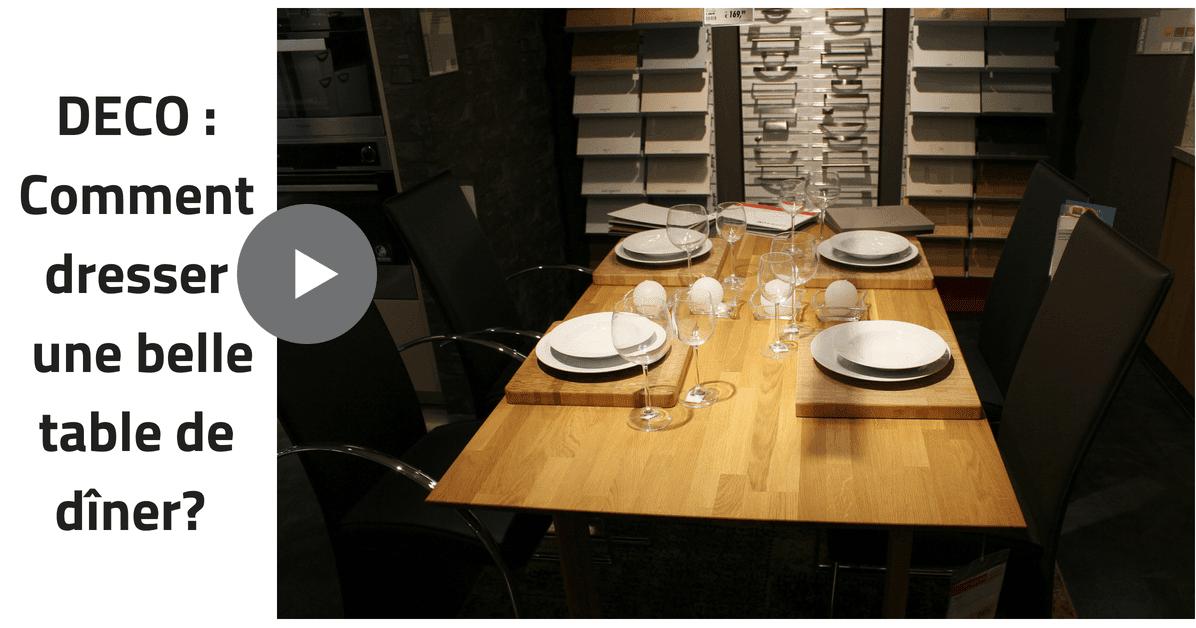 id es de d corations de tables. Black Bedroom Furniture Sets. Home Design Ideas