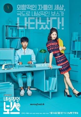 Download Drama Korea Introvert Boss (2017)