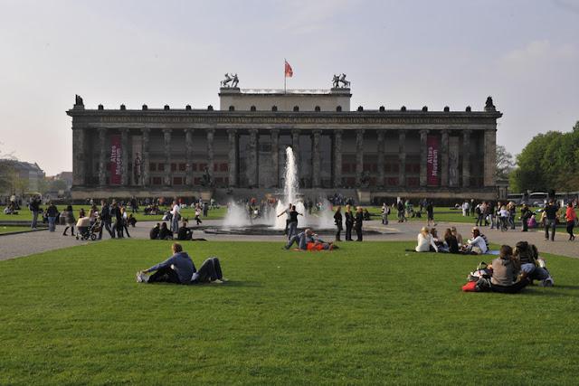 Parques e jardins em Berlim