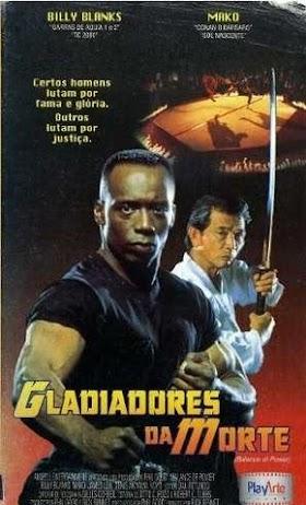 Gladiadores da Morte (1996) DVDRip 720p Dublado