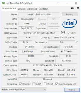 GPU-Z 2.16.0