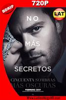 Cincuenta Sombras Más Oscuras (2017) Ver. Unrated Latino HD BDRip 720p - 2017