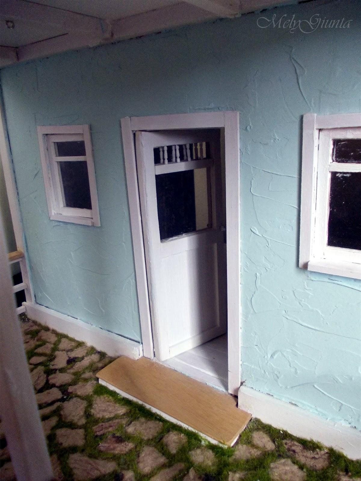 Melymel piccoli sogni rivoluzione al cottage for Stanza sopra il garage