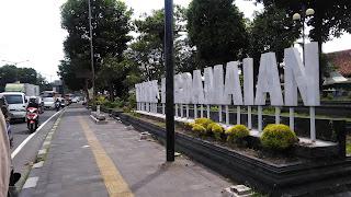 terminal prambanan
