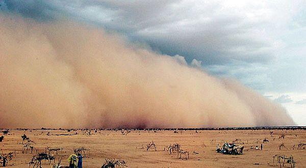 7 Fenomena Cuaca Terekstrim di Dunia