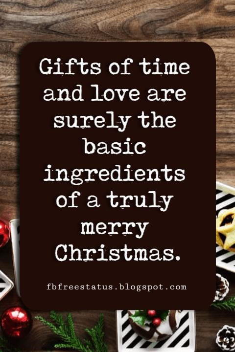 Christmas card sayings quotes and images
