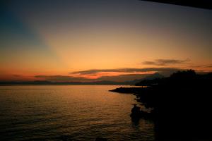 Wisata Manado - Pantai Malalayang