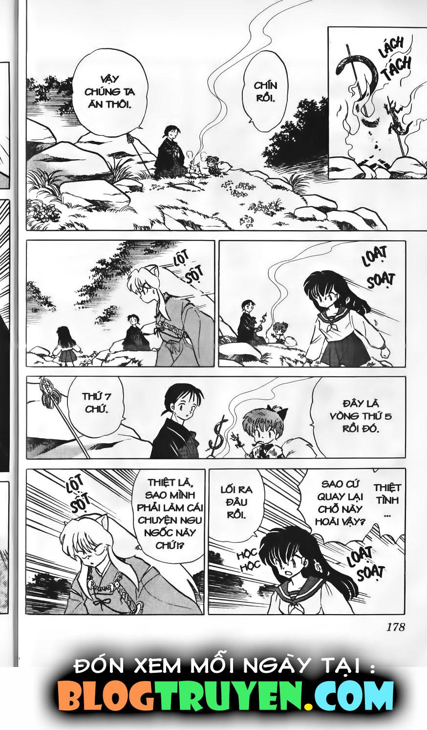 Inuyasha vol 08.10 trang 11