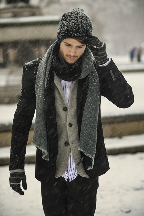 Oh, by the way   : BEAUTY: Men of Winter