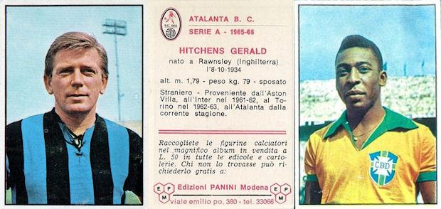 FIGURINA CALCIATORI PANINI 1962//63 COLAUSIG VICENZA L.R