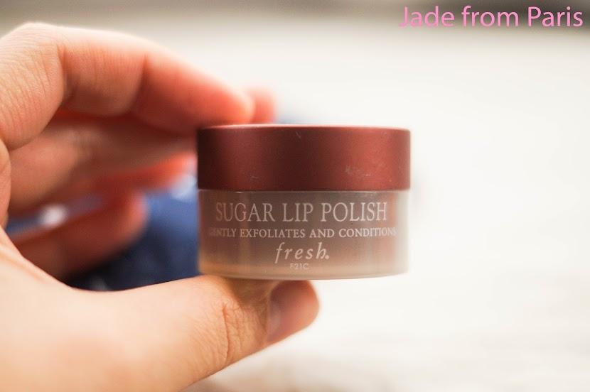 sugar lip polish fresh