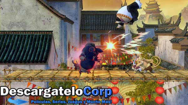 Kung Fu Panda Showdown of Legendary Legends Español Juego-PC