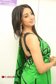 Actress Sanjjanaa Pictures at Naturals Salon Launch at Kavuri Hills  0257.JPG