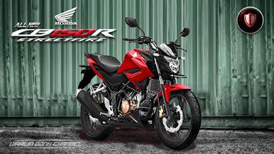 Spesifikasi dan Harga Honda CB150R Terbaru