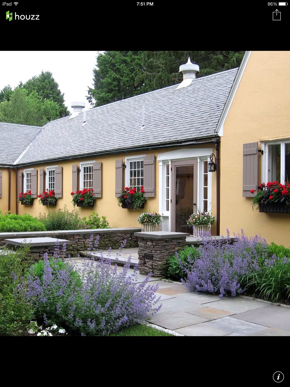 European Flower Window Boxes Petite Haus