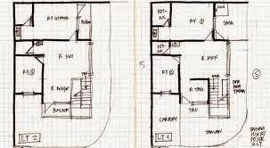 Denah Terbaik Rumah Minimalis 2 Lantai Ukuran 10X15