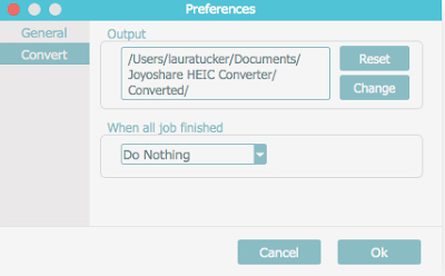 joyshare-heic-conveter-preferences