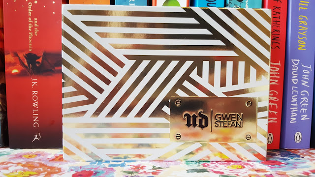 Beauty | New Products to Try in 2016 - Urban Decay Gwen Stefan Palette