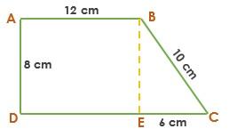 Rumus Luas dan Keliling Trapesium Lengkap dengan Contoh Soal