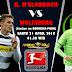 Agen Piala Dunia 2018 - Prediksi Borussia Moenchengladbach vs Wolfsburg 21 April 2018