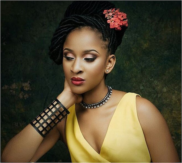 Adesua Etomi shares the phase in her life when things weren't working for her on IG