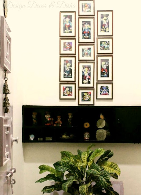Traditional Indian Wall Decor