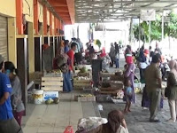 Belum Ada Payung Hukum, Santunan Yang dijanjikan Bupati Untuk Pedagang Pasar Legi Ponorogo Tidak Jelas