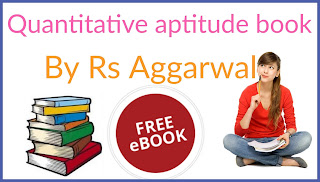 Quantitative aptitude book by rs aggarwal pdf free download ini english
