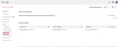 Cara Submit Sitemap Blogspot dengan Mudah ke Google Webmaster