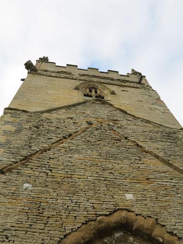 St. Mary's Church Colston Bassett, Nottingham, UK