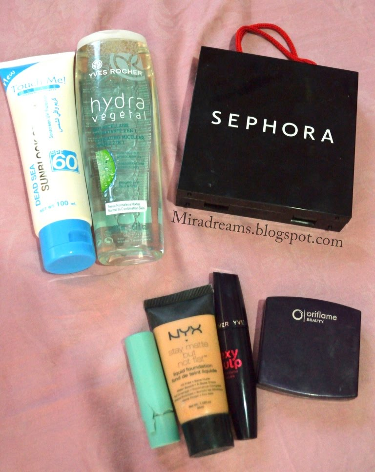 My beauty travel bag [Version 2014]