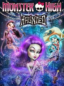Download Film Monster High Haunted 2015 HDRip Subtitle Indonesia