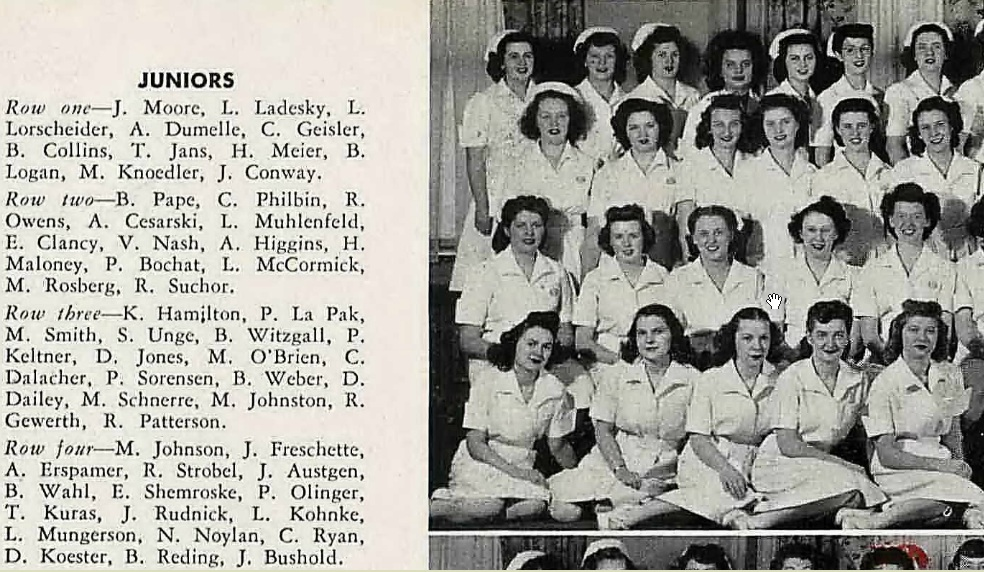 Military School: Nursing School In The Military